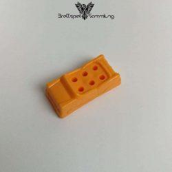 Spiel Des Lebens Spielfigur Auto Orange #1