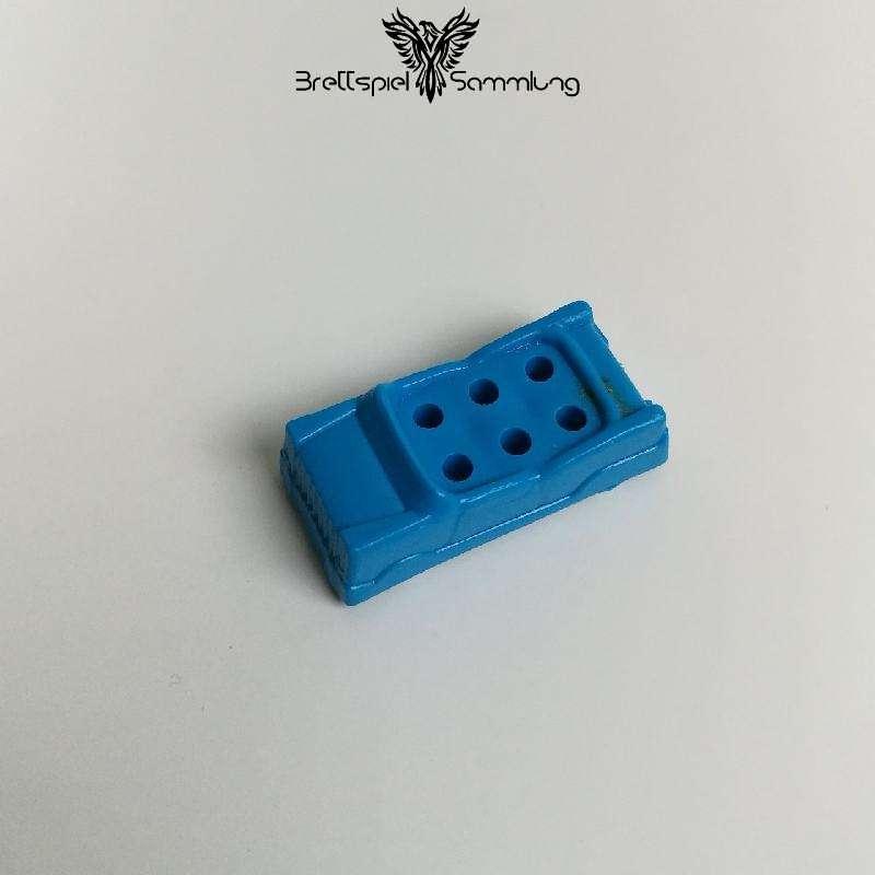Spiel Des Lebens Spielfigur Auto Blau #1