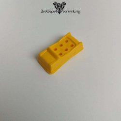 Spiel Des Lebens Spielfigur Auto Gelb #1