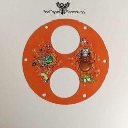 Die Freche Sprechhexe Drehscheibe Motiv #1