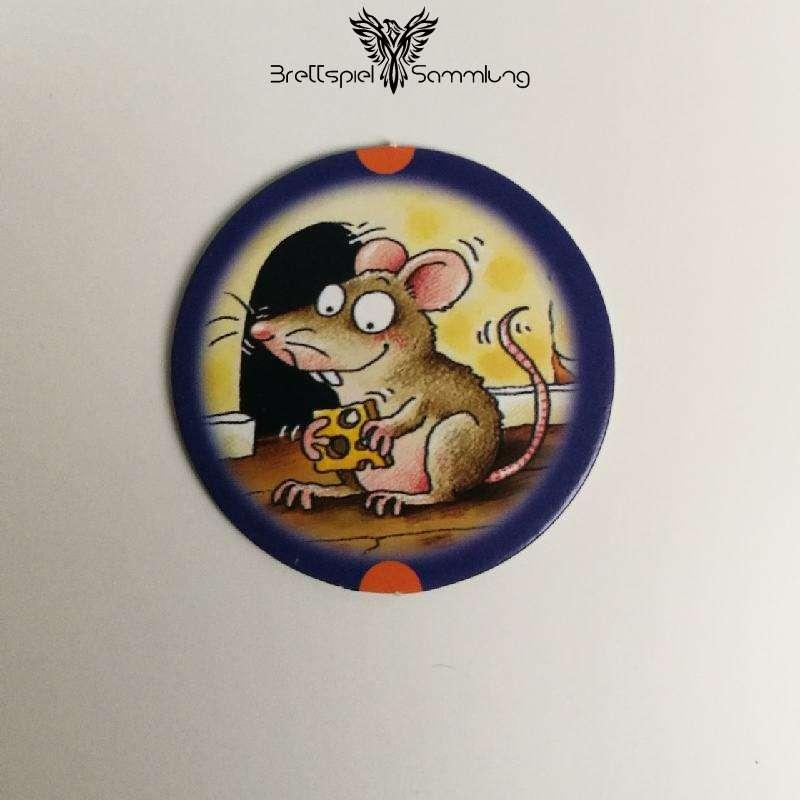 Die Freche Sprechhexe Spielchip Lila Motiv #21