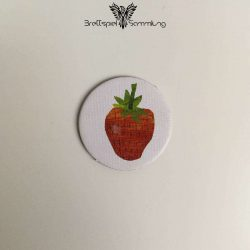 Die kleine Raupe Nimmersatt Futterchip Erdbeere