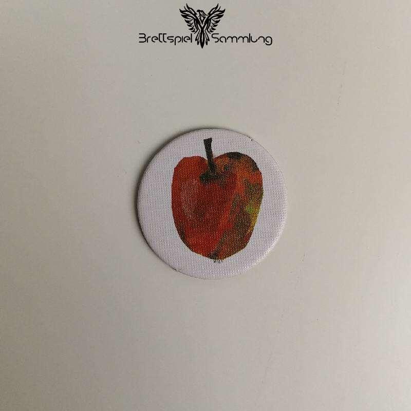 Die Kleine Raupe Nimmersatt Futterchip Apfel