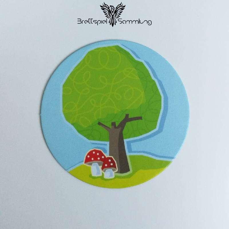 Erster Obstgarten Baum Motiv #4