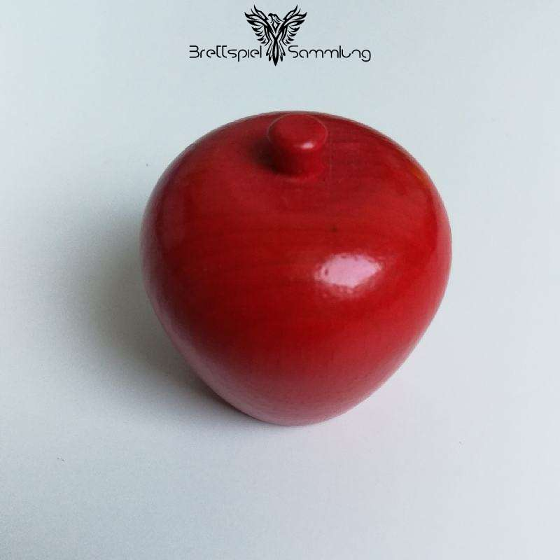 Erster Obstgarten Roter Apfel