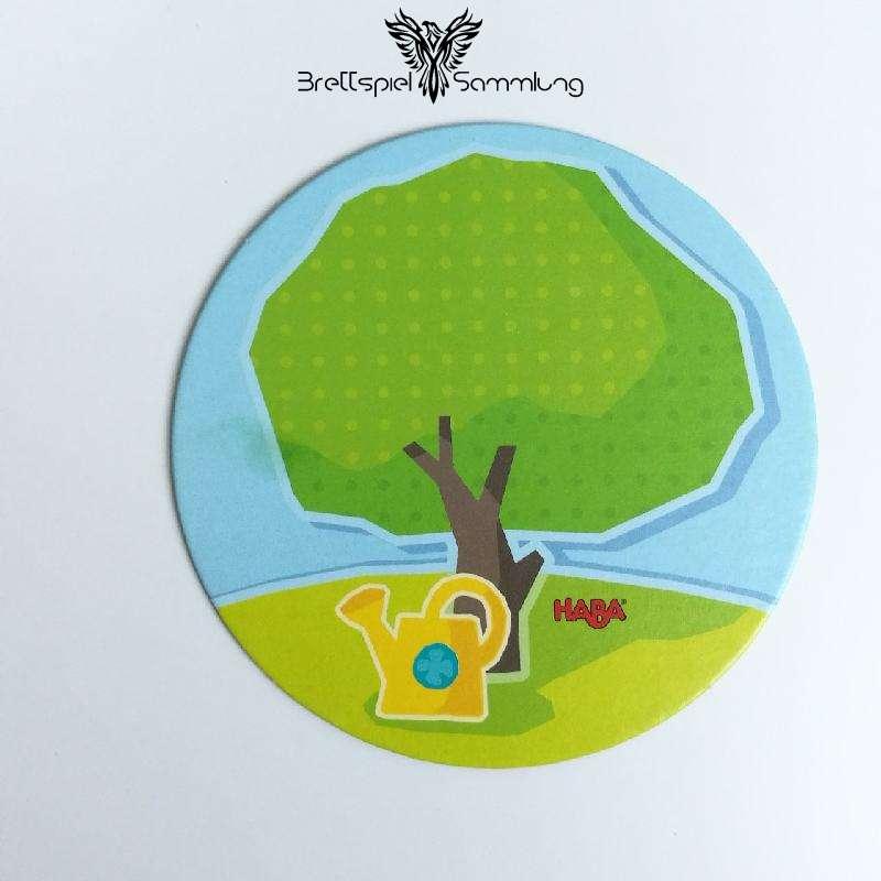 Erster Obstgarten Baum Motiv #1