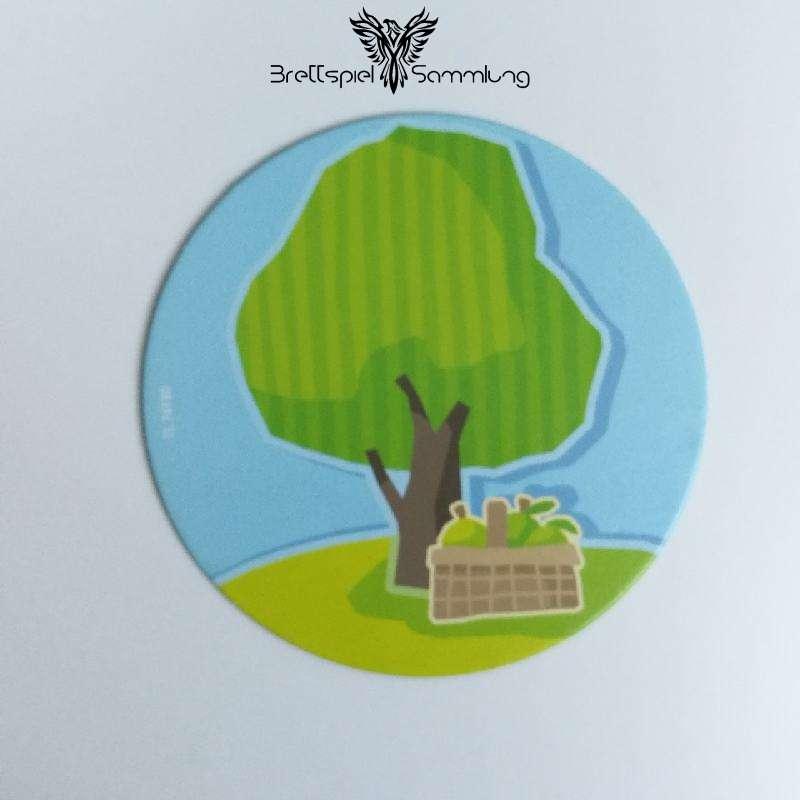 Erster Obstgarten Baum Motiv #3
