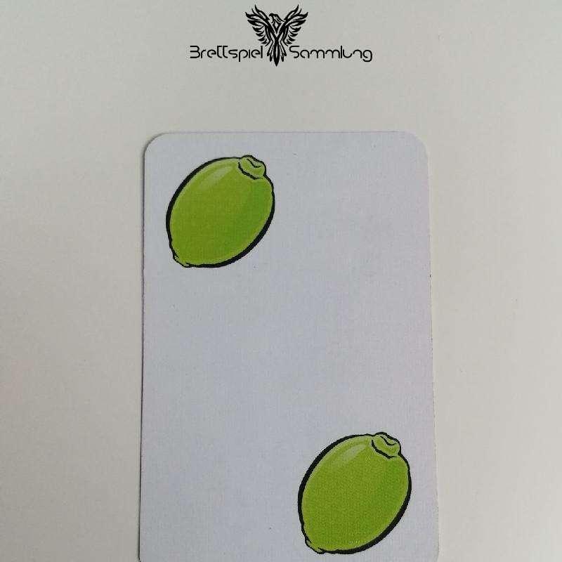 Halli Galli Spielkarte Limette Motiv #2