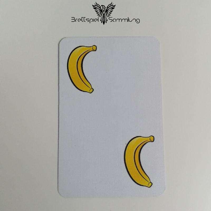 Halli Galli Spielkarte Banane Motiv #2