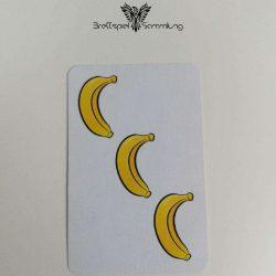 Halli Galli Spielkarte Banane Motiv #3