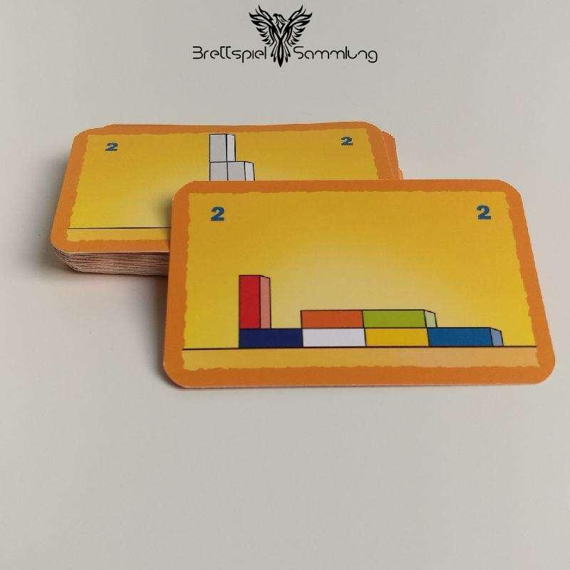 Make´n´break Mitbringspiel Baukarten
