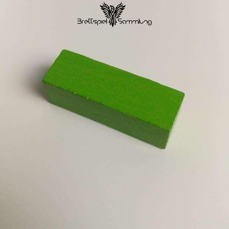 Make´n´break Mitbringspiel Holzbaustein Grün