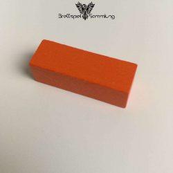 Make´n´break Mitbringspiel Holzbaustein Orange