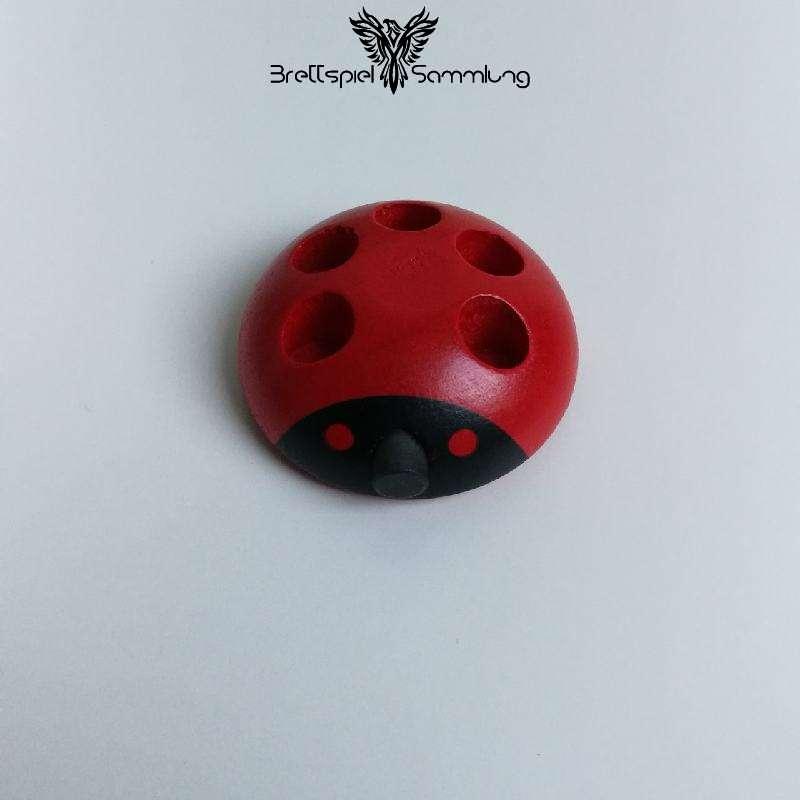 Maskenball Der Käfer Marienkäfer Mit Magnet