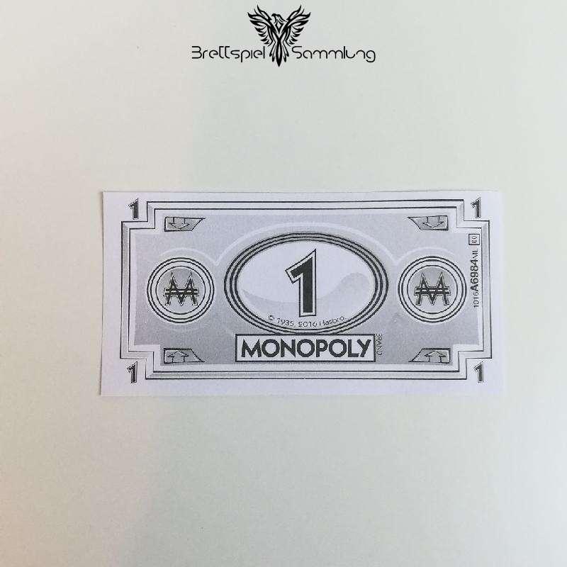 Monopoly Junior Spielgeld 1