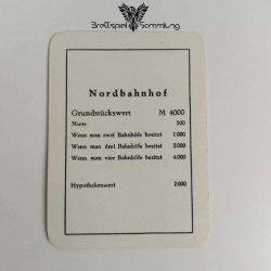 Monopoly Silber Edition Nordbahnhof