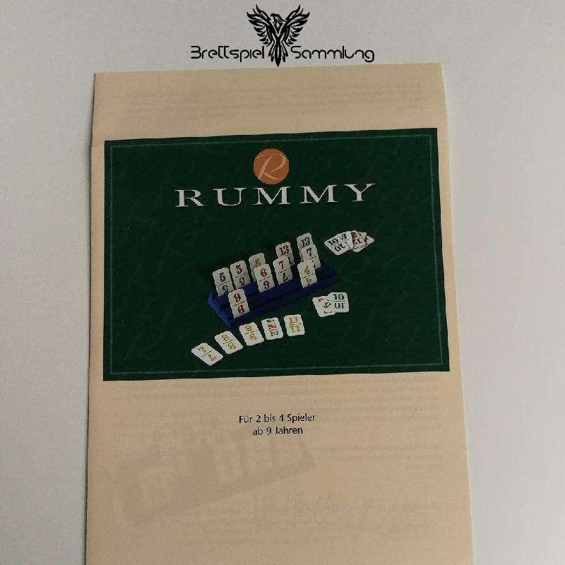 Rummy Spielanleitung