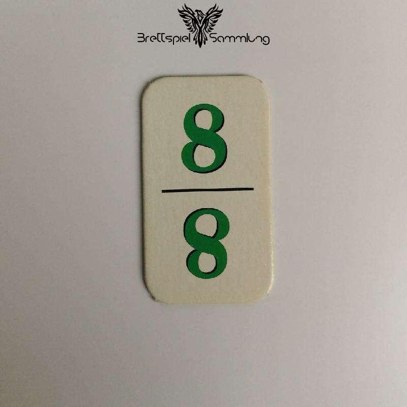 Rummy Kärtchen Grün 8