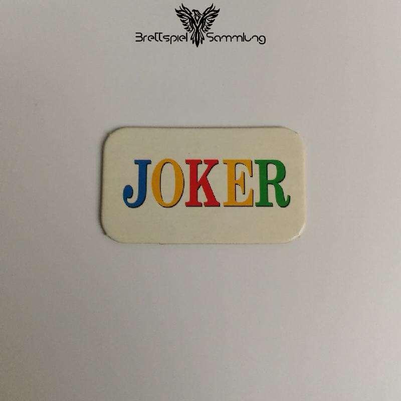 Rummy Joker Kärtchen