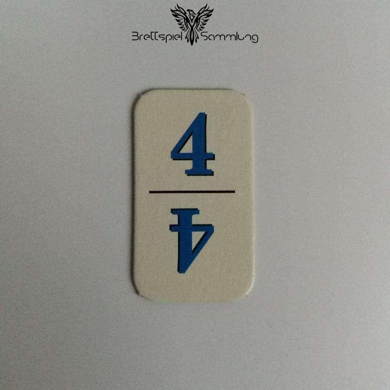 Rummy Kärtchen Blau 4