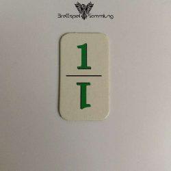Rummy Kärtchen Grün 1