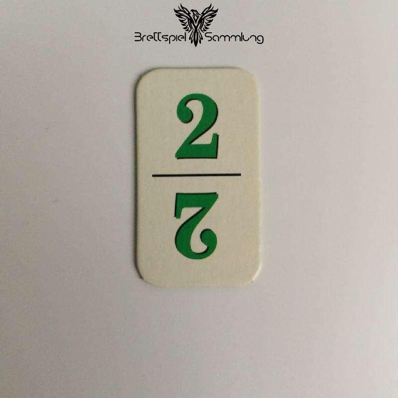 Rummy Kärtchen Grün 2