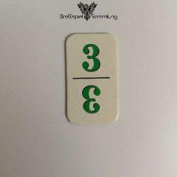 Rummy Kärtchen Grün 3