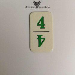 Rummy Kärtchen Grün 4
