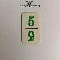 Rummy Kärtchen Grün 5