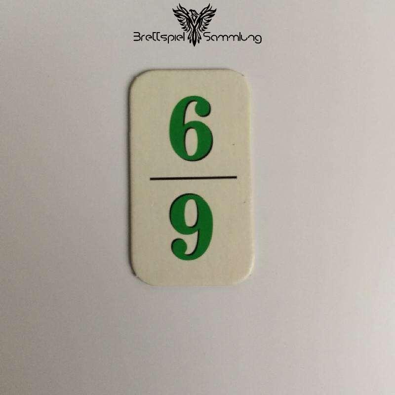 Rummy Kärtchen Grün 6