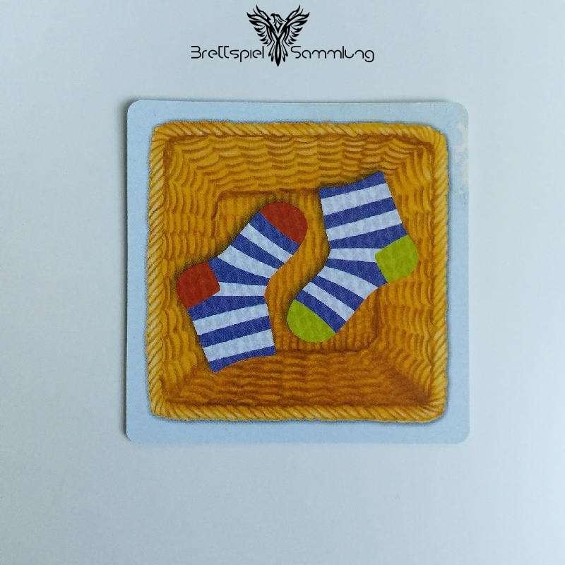 Socken Zocken Schleudergang Sockenkorb Motiv #12