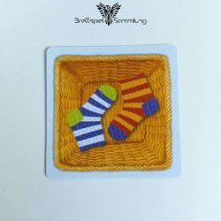 Socken Zocken Schleudergang Sockenkorb Motiv #2