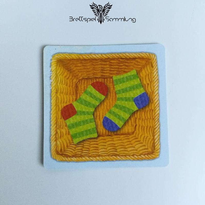 Socken Zocken Schleudergang Sockenkorb Motiv #3