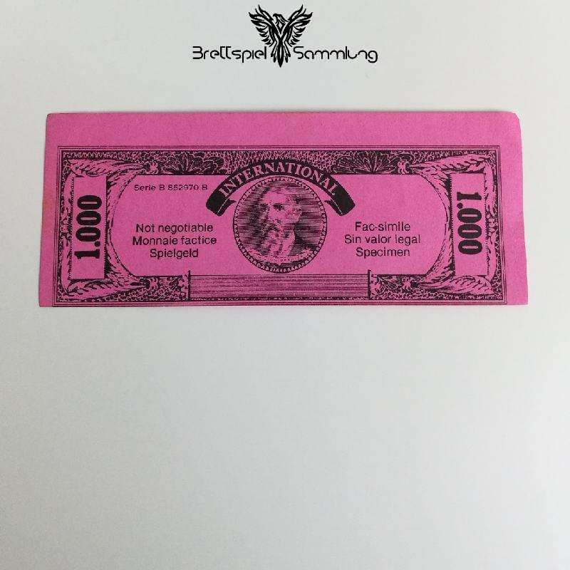 Spiel Des Lebens Spielgeld 1000 #1