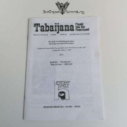 Tabaijana Spielanleitung