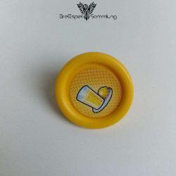 Cluedo Junior Gelber Sockel Limonade