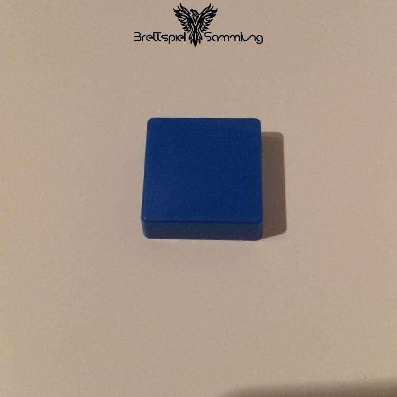 Colorama Spielstein Blau Quadrat