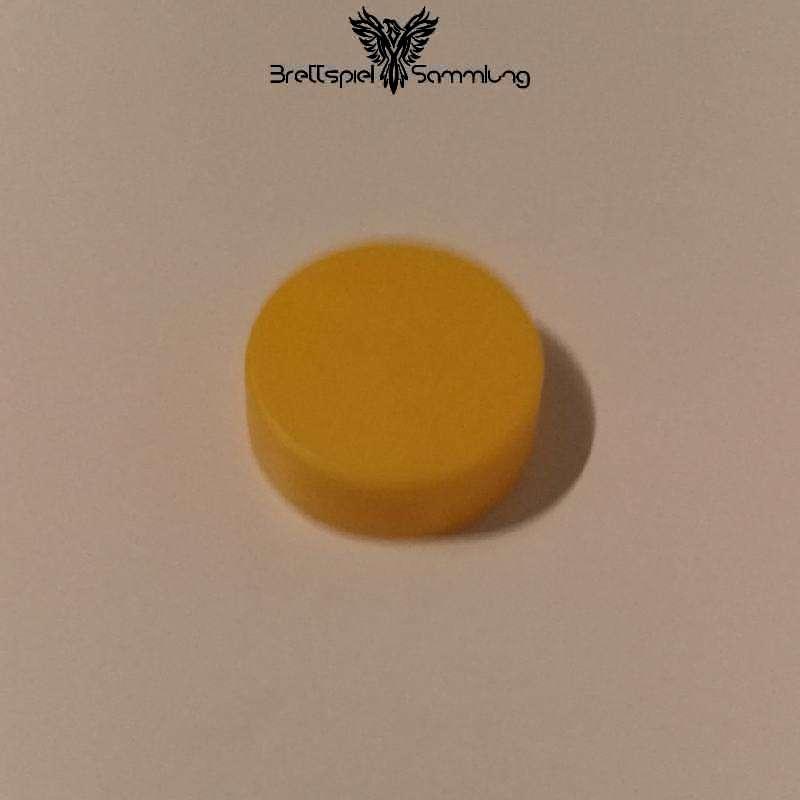 Colorama Spielstein Gelb Kreis