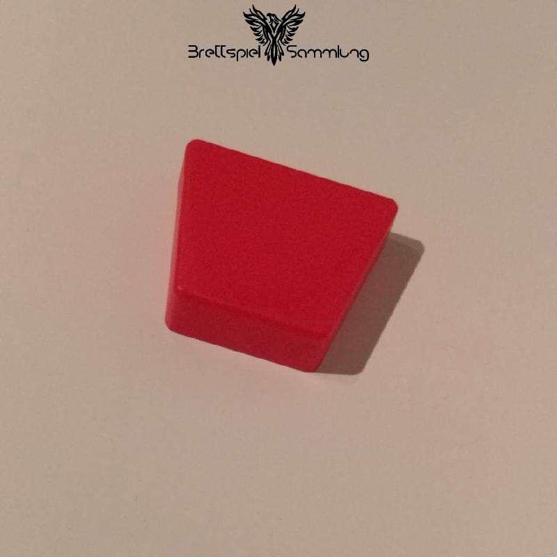 Colorama Spielstein Rot Trapez
