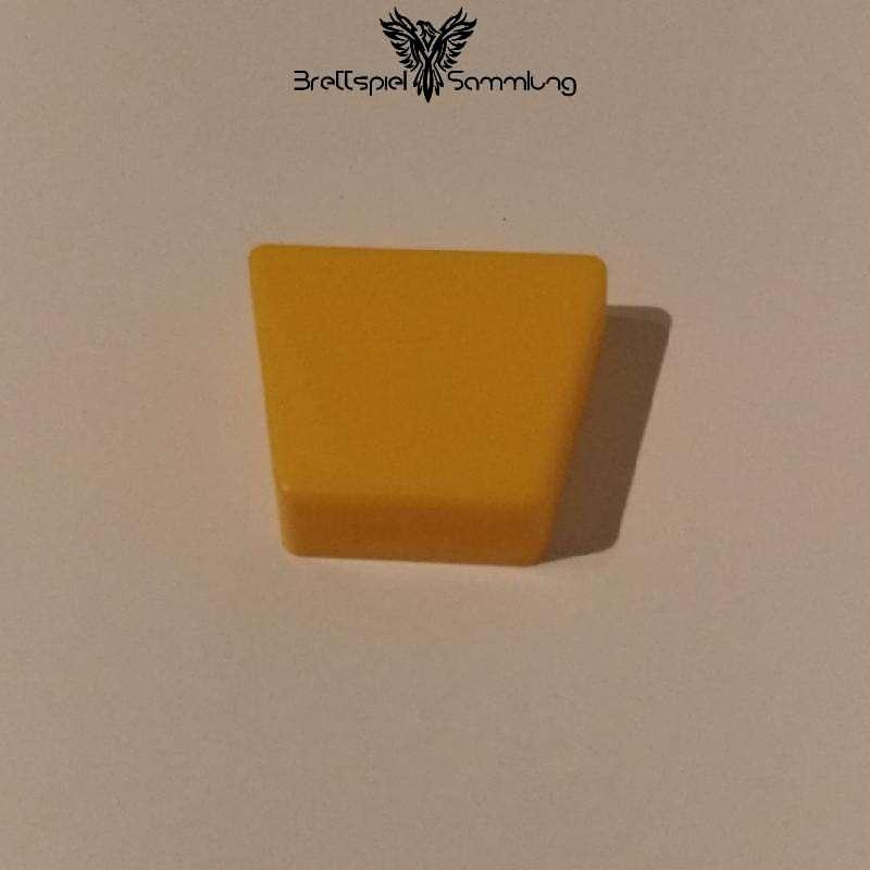 Colorama Spielstein Gelb Trapez