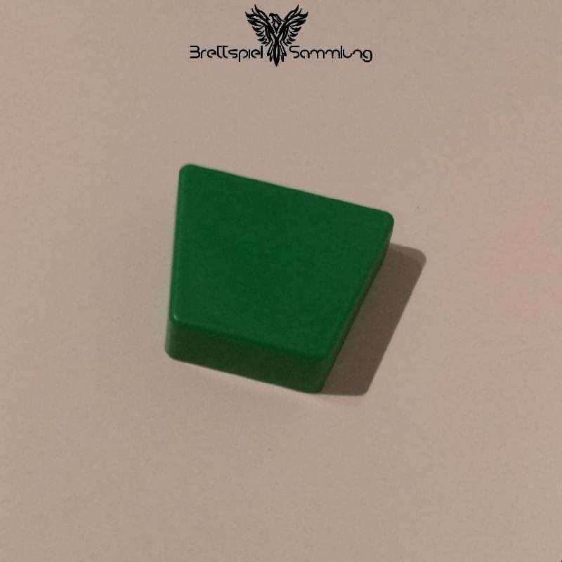 Colorama Spielstein Grün Trapez