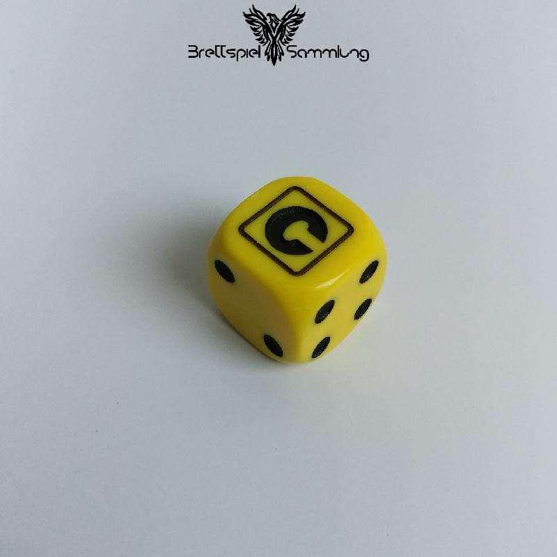 Cubo Würfel Gelb Jokerwürfel