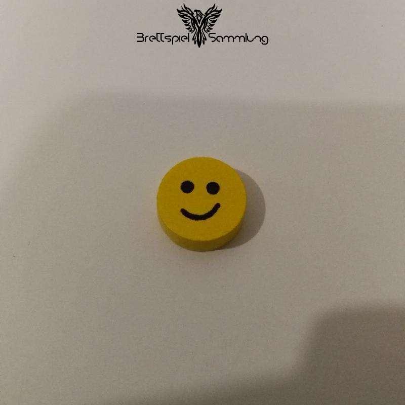 Geistertreppe Mitbringspiel Farbmerkscheibe Gelb