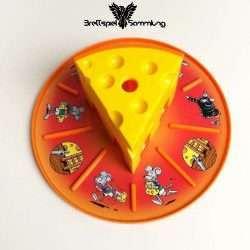 Max Mäuseschreck Riesiger Käse