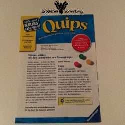 Quips Spielanleitung #2
