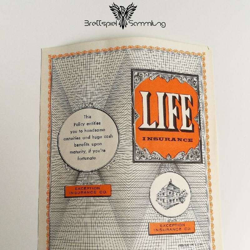 The Game Of Life Life Insurance