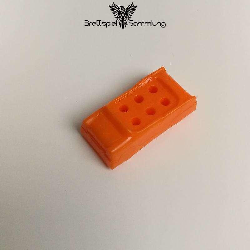 The Game Of Life Auto Orange