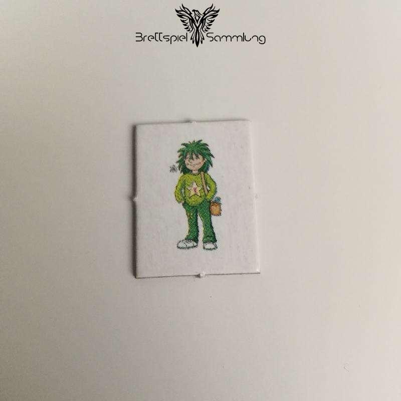 Wer Wars Das 2. Abenteuer Kleines Kinderkärtchen Grün