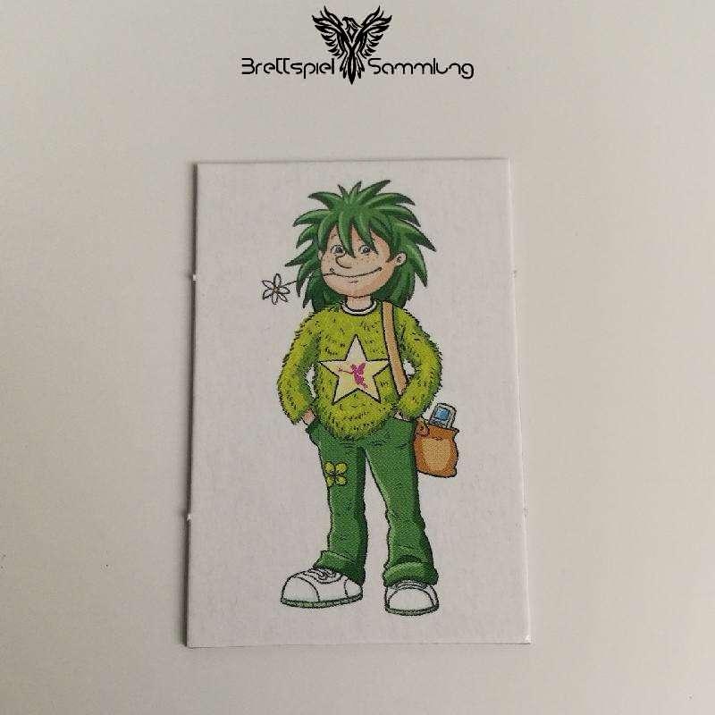 Wer Wars Das 2. Abenteuer Großes Kinderkärtchen Grün
