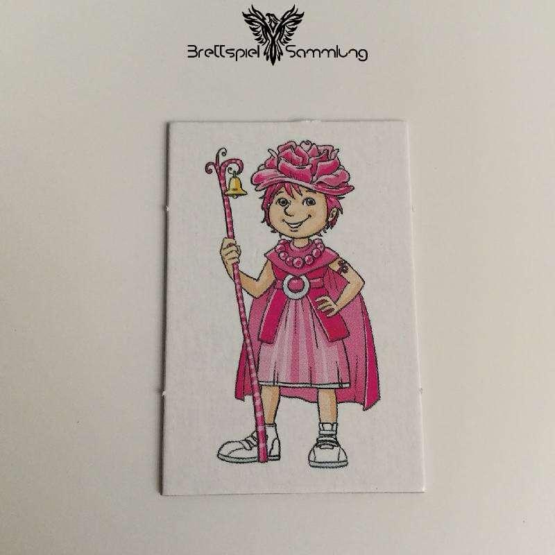 Wer Wars Das 2. Abenteuer Großes Kinderkärtchen Pink